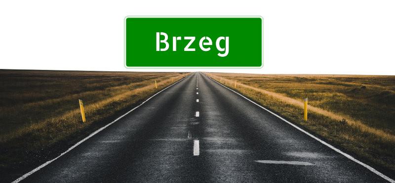 busy do holandii brzeg